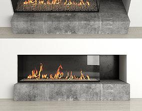 Fireplace 25 3D model