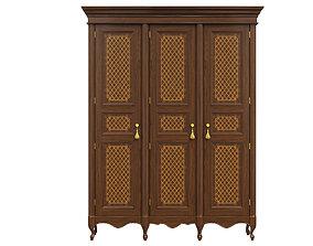 3D classic cabinet 03 07