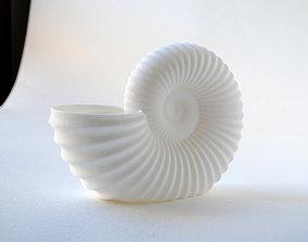 3D print model Shell Planter