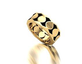 Ring for man 08 3D printable model