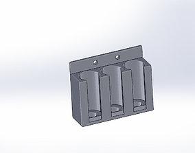 Large Dry Erase Marker Holder 3D printable model