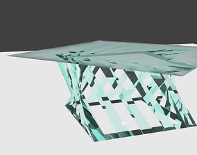 3D printable model MIRROR TABLE