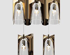 3D Acacia Pendant Fuse Lighting