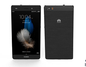 Huawei P8 Lite - Element 3D