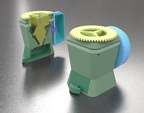 Hyphoon Pro - Large Format Herb 3D print model