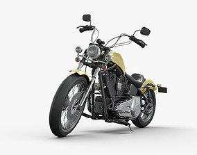 Motorcycle generic 3D