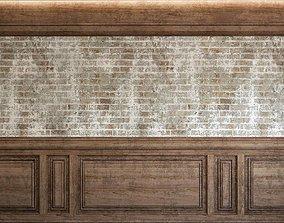 3D Wall Panel Set 93