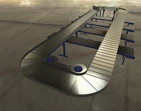 3D asset Conveyor plate