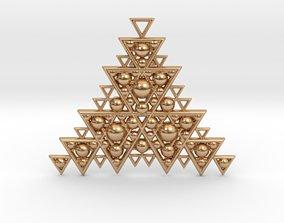 A pendant 3D print model