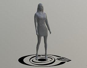 3D asset Human 085 LP R