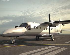 Dornier Do 228 aviation 3D