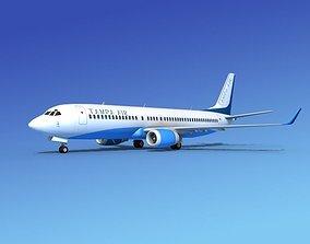 Boeing 737-800 Tampa Air 3D
