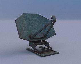 3D asset Radar 04