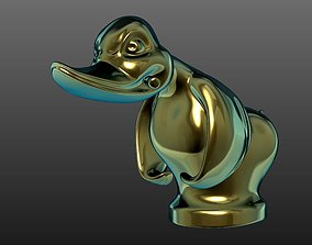 death proof duck 3d model