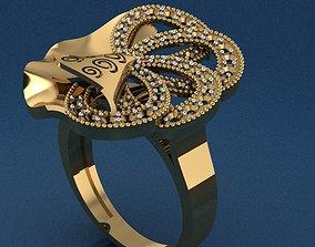 Ring 50 wedding-ring 3D print model