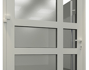 Aluminum Joinery Doors 3D