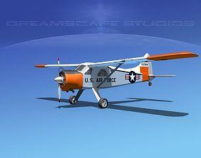 3D Dehaviland DH-2 Beaver USAF 4