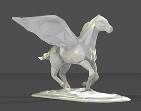 3D print model Flying Horse pegasus