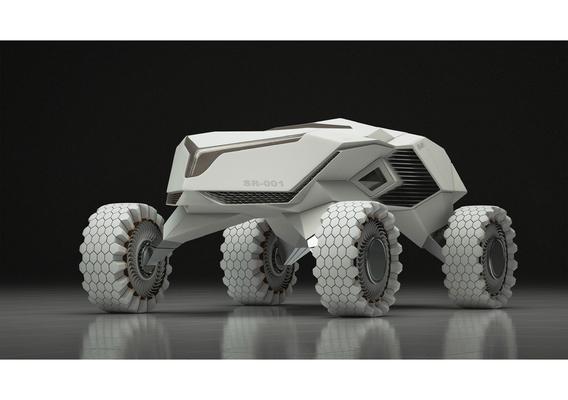 Space Rover - SR-001