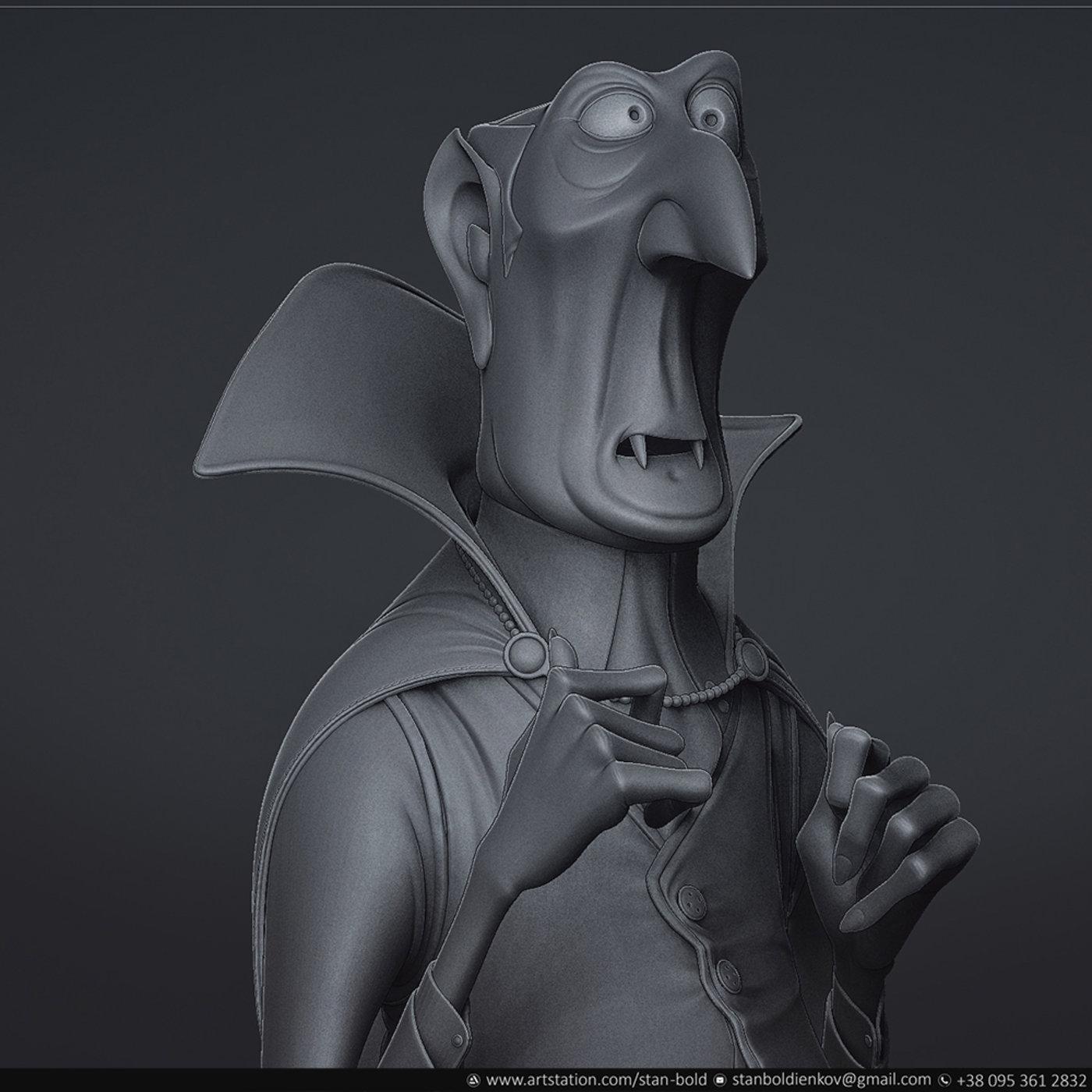 Dracula Wip