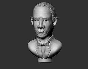 Not Bad Obama 3D print model