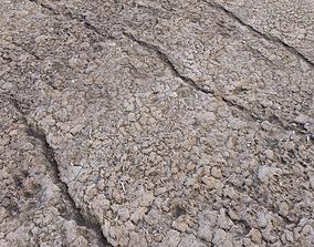 3D model Desert Wasteland Ground PBR pack 6