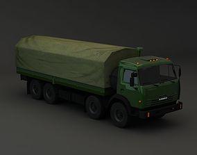 Kamaz Modify 8x8 3D model