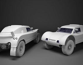 Spieler Buggy 3D model