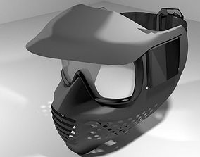 3D Paintball Facemask - Type 4