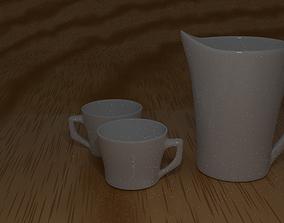 blender 3D print model