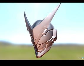 Genji Sentai Helmet 3D print model