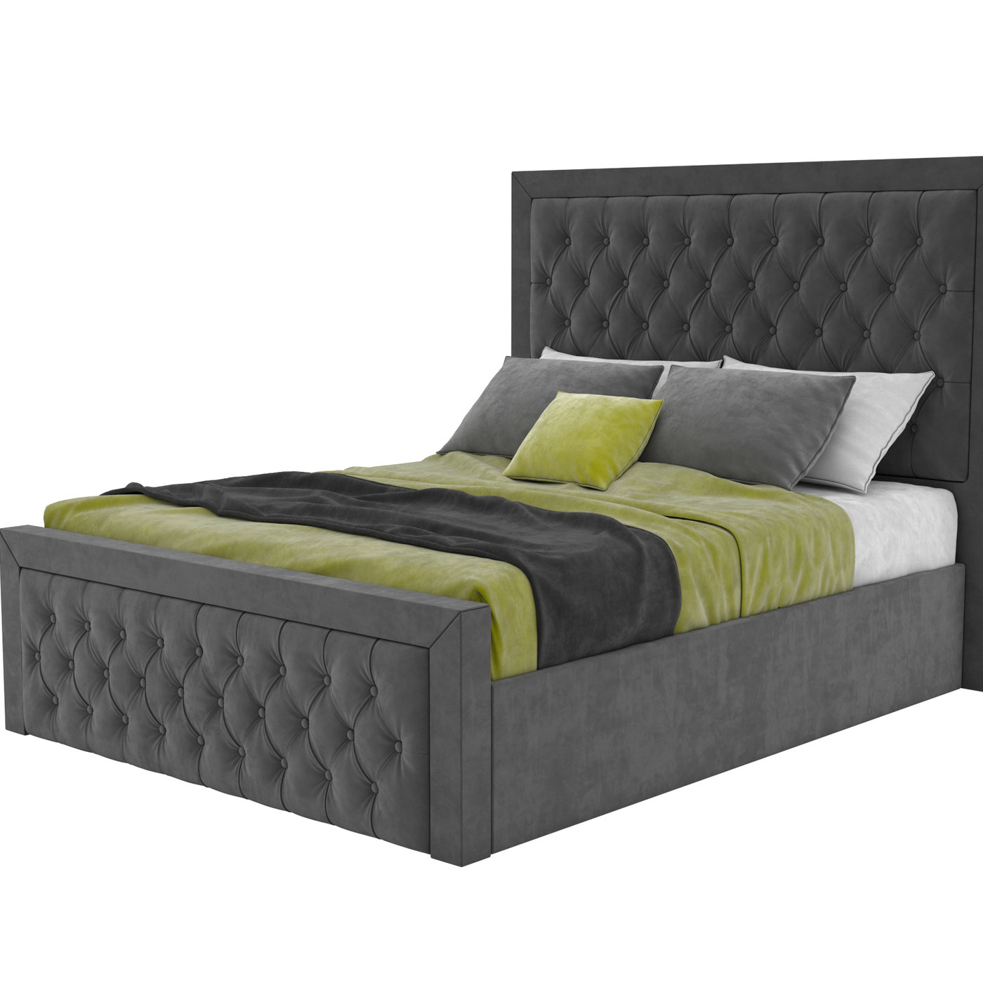 Product modeling(bed)