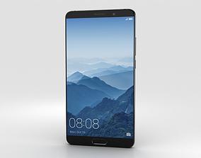 Huawei Mate 10 Black 3D