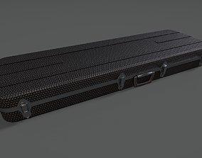 Long Briefcase PBR 3D asset