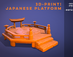 3dPrint ready Japanese Platform