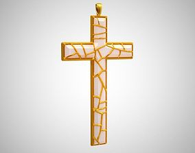 Cross Necklace 3D print model