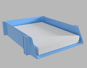 3D model Paper Holder