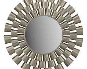 3D model low-poly Decorative mirror Sun Nelwyn