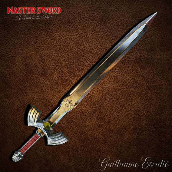 MASTER SWORD a Link to the Past