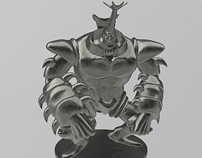 3D print model Carnage kabuto - One Punch Man