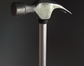 3D model Small Hammer