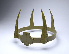 3D printable model Crown of Despondency