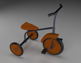 3D Tricycle child