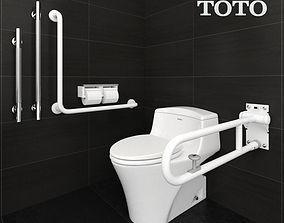 TOTO CW923SGUR 3D