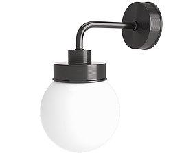 3D model IKEA Frihult Wall Lamp