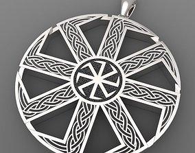 Slavic amulet 3D printable model