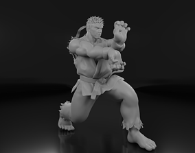 STF Ryu for 3D printing