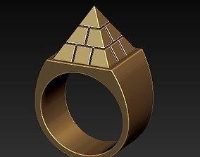 Pyramid ring 3D download