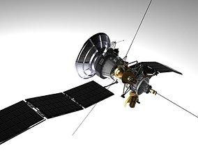 3D model Satellite sate