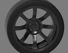 3D custom rim
